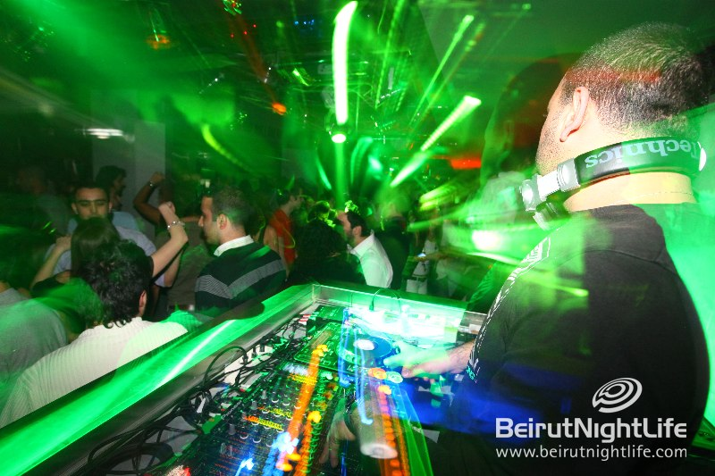 Saturday Night at Brut