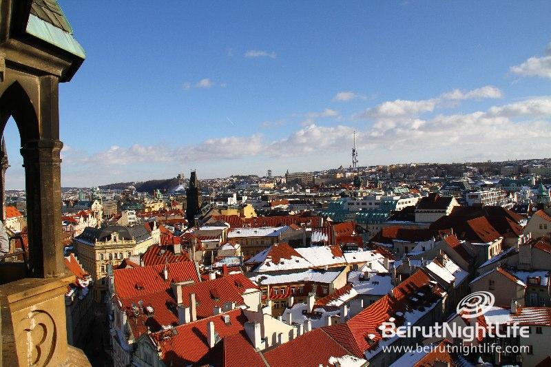 Around the World: Prague