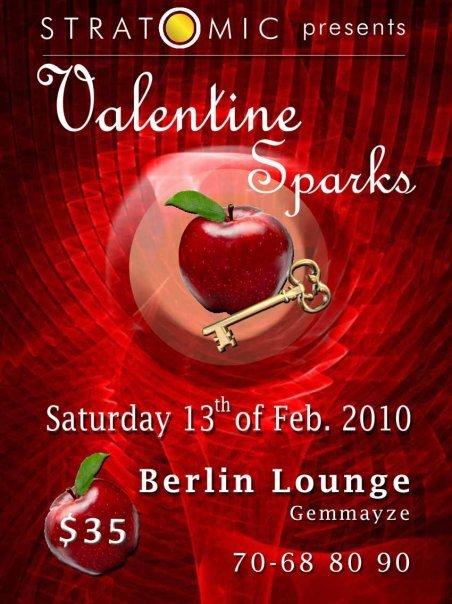 Valentine Sparks