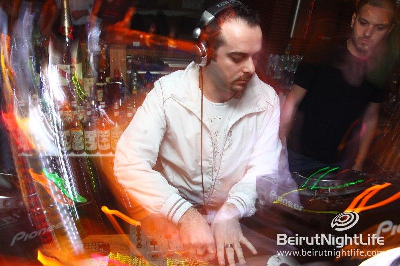 Roy Malakian at iBar- Beirut