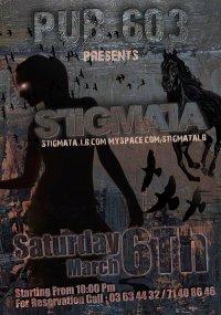 STIGMATA at Pub 603