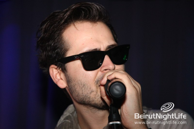 Edward Maya at Plum Bar