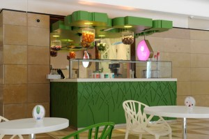 Nonfat Frozen Yogurt Hits Beirut Souks!
