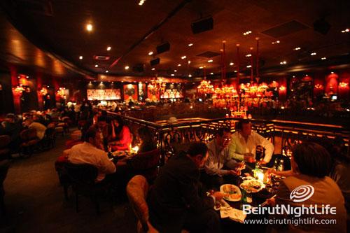 HORECA 2010- Buddha Bar Dinner