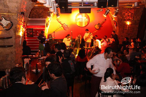 Bar Louie- Gemmayzeh Beirut