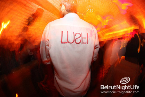 DJ Dray at LUSH Bar (Jounieh)