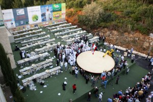 Lebanon retains fatherhood of Hommos and aims at Falafel!!