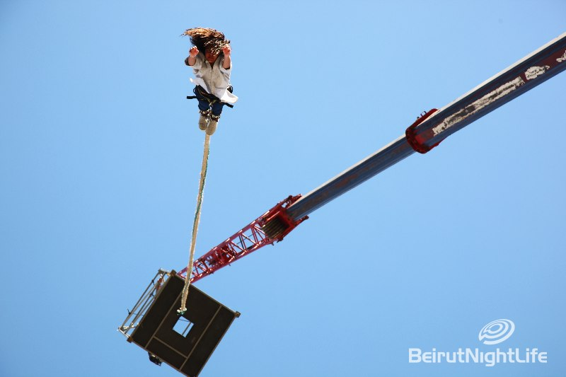 Bunge Jumping at AUCE Campus