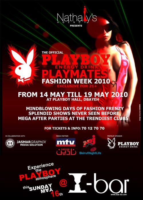 Playboy Playmates At I Bar