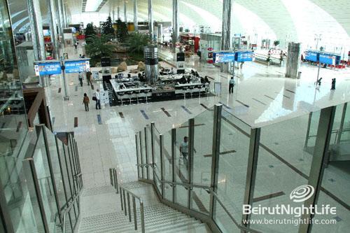 Around the World: Dubai Terminal 3