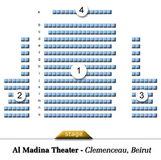 Theaters of Lebanon Part 1