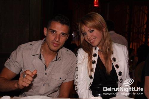 Serge Devant & Hadley at Sepia Gemmayzeh