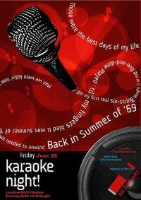 Karaoke Night-Mont La Salle- Troupe Mousquetaires (les scouts du Liban)