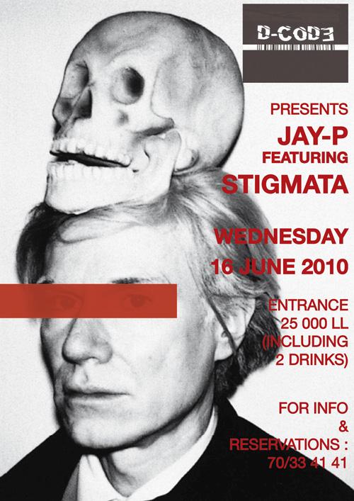 Stigmata & Jay-P at D-Code Monot