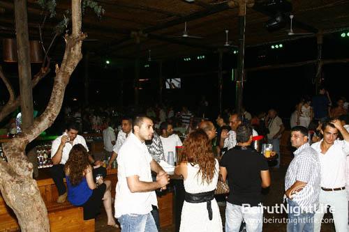Edde Sands Beach Bar Opening