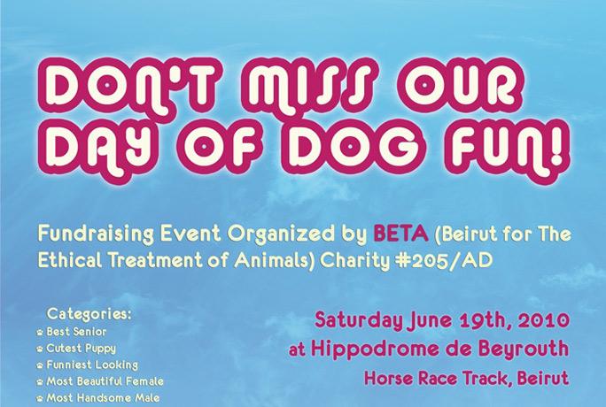 Fund Raising Event- Dog Show
