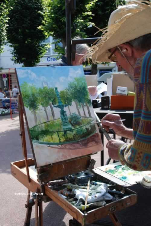 Deir Al Qamar International Festival 2010- Journée des peintres