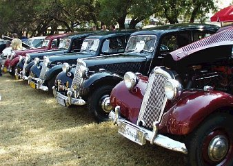 Deir El Qamar International Festival 2010- Car show