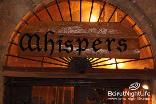 Whispers Pub Gemmayzeh