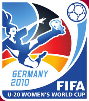 U-20 Women's World Cup- Germany 2010