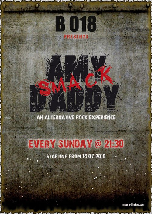 Amy Smack Daddy at B018