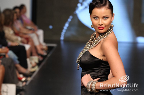 Beirut Jewelry Week 2010: Effy's Jewelry Fashion Show