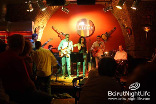 Summer in Beirut: Bar Louie Gemmayzeh