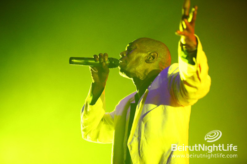 Faithless Live in Concert- Insomniacs: Beirut is Where I Heal My Hurts!