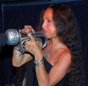 Ginetta Vendetta live from New York at Razz'zz club