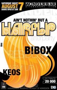 Hairflip – Afterparty at Wonderbar