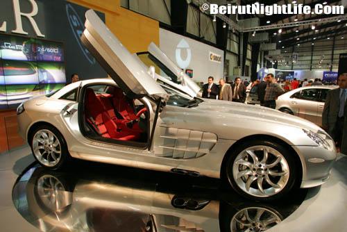 Beirut Motor Show 2004