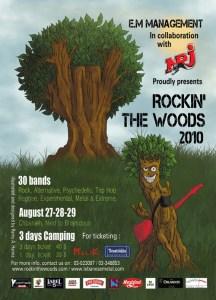 Rockin The Woods Festival