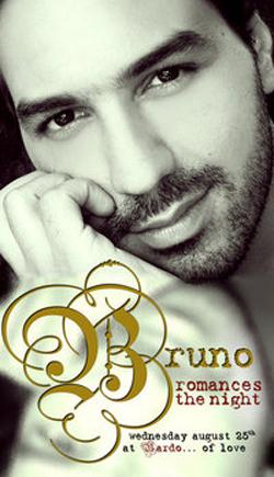 Bruno Live at Bardo