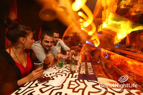 Weekend in Beirut: Zeus Cafe