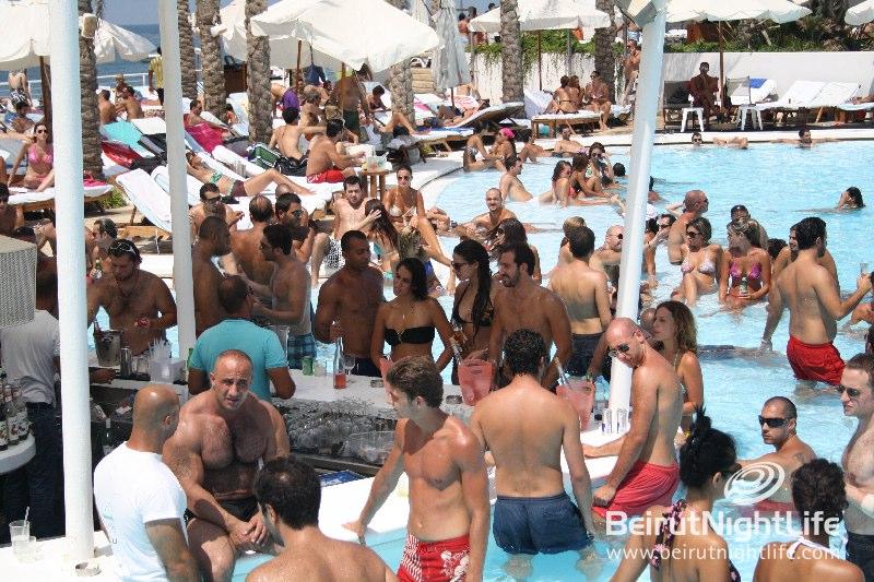 Summer in Lebanon: Riviera Beach Resort