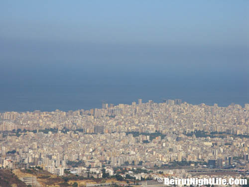 Beirut From Distance