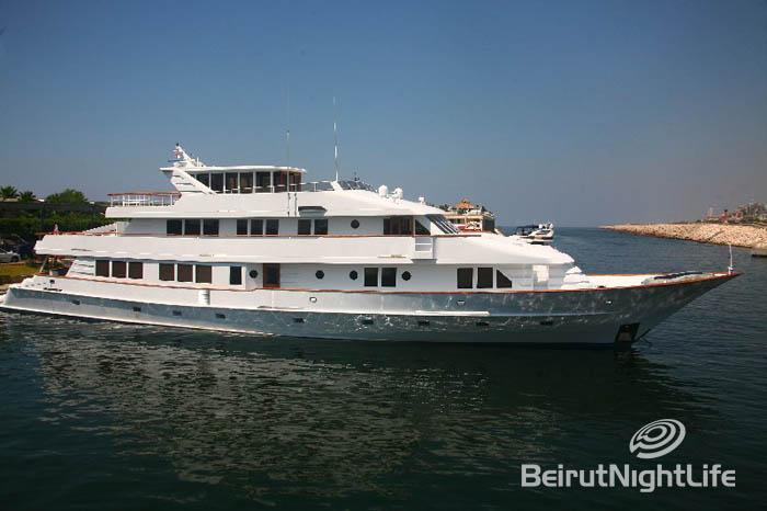 Hanks Boat Trip 2009/08/16