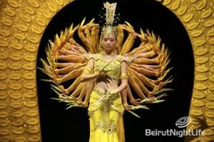 Batroun Festival 2009: Chinese Art Troupe