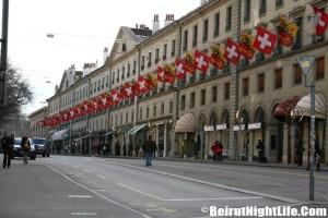 Around the World: Geneva- Switzerland