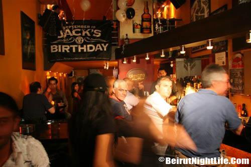 Jack Daniel's Birthday- Day 2