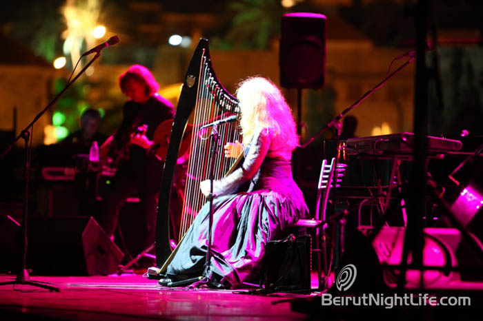 Loreena Mc Kennitt Live in Lebanon