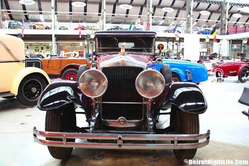 Around the World: Auto Museum Belgium