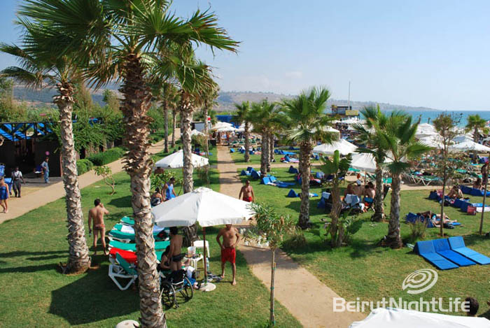 The Beach: A Lebanese Summer Experience