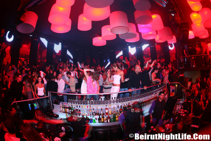 Weekend in Beirut: Palais Crystal Monot Street
