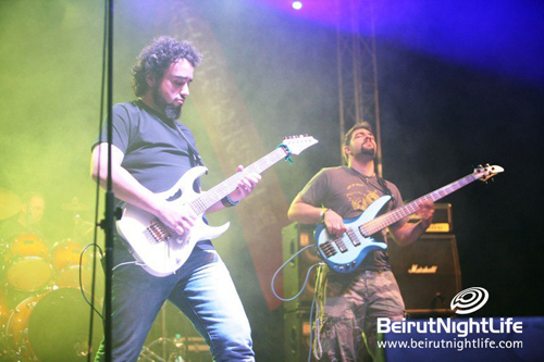 Rockin' the Woods Festival in Chbanieh