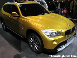 Around the World: Salon de l'auto 08- France