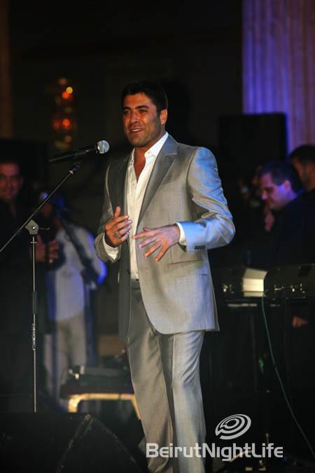 Wael Kfoury at Habtoor Hotel