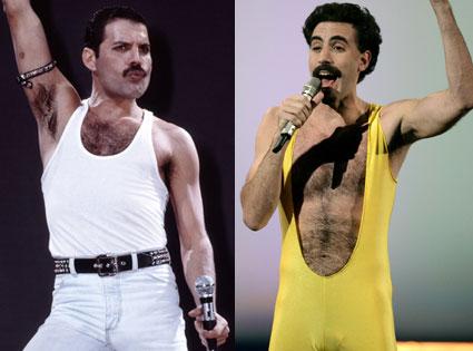 Sacha Baron Cohen to Rock You as Freddie Mercury