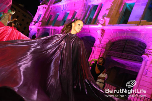 Beirut Souks Official Opening: Day 1
