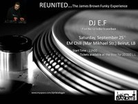 REUNITED – The James Brown Funky Experience